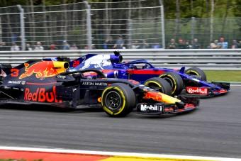F1: A Red Bull visszalép a motorral?