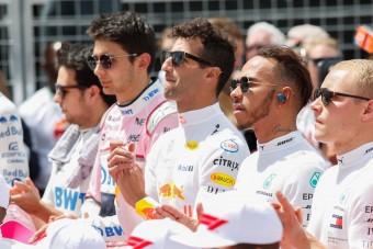 Ricciardo: Itt mindenki tehetséges!