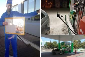 29 vicces, váratlan, őrült benzinkúton készült fotó