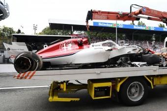 F1: Egész éjjel dolgoztak a Saubernél