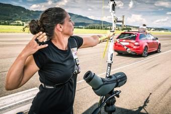Közelít Magyarországra az új Octavia