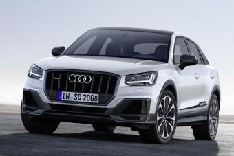 Győri sportmotort kap a legkisebb Audi terepjáró
