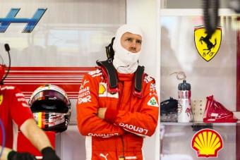 F1: A Ferrari kirúghatja Vettelt?