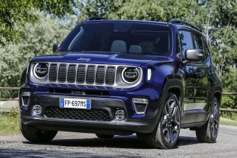 Jön a Jeep plug-in hibrid városi terepjárója