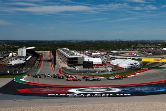 F1: Videón az austini nyávogó
