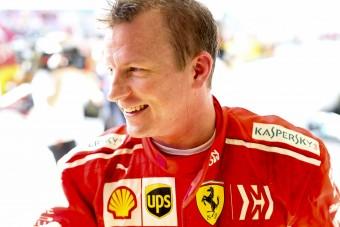 Mercedes: Nagy csapás Räikkönen elvesztése