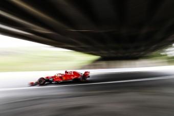 F1: A Mercedesnek gyanús a Ferrari tempója