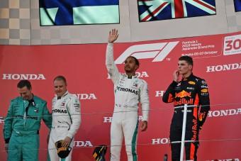 F1: Hamilton máris újra elengedné a fenevadat