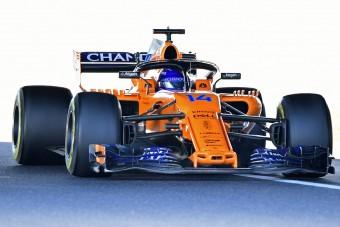 F1: Büntetőpontok Verstappennek, Alonsónak