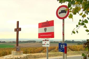 Lezárták az osztrák határátkelőket az autósok előtt