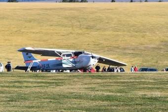 Gyalogosokat gázolt halálra egy repülőgép