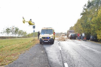 Fotókon a cseszneki halálos baleset