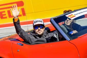 Alonso: Ezért szállok ki a Forma-1-ből