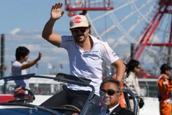 F1: Ilyet eddig nem csinált Alonso