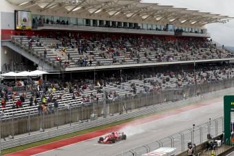 F1: Több esőgumit kérnek a pilóták