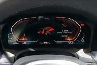 Már be is ültünk az új Hármas BMW-be, mutatjuk, milyen
