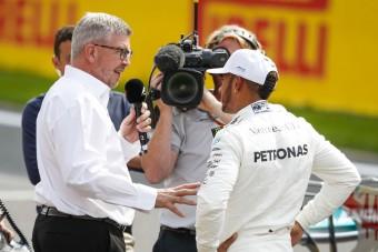 Az F1-vezér legendává avatta Hamiltont