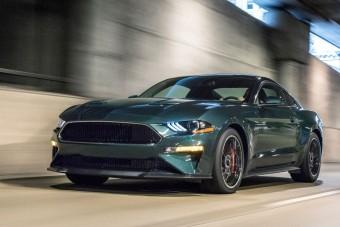 Bullitt Mustang Magyarországon és egyéb érdekességek (x)
