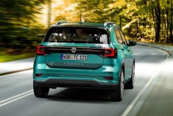 Mozgásban a vadonatúj Volkswagen T-Cross