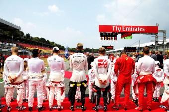 F1: Így lesz egyenlő minden versenyző 2019-től
