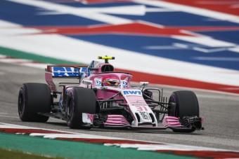 F1: Vizsgálják a Force Indiát, rajtbüntetés Grosjeannak