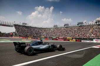 F1: Túlmelegszik a Mercedes, de a Ferrari is szenved
