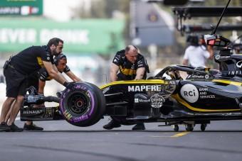 F1: Tényleg ennyire erős a Renault?