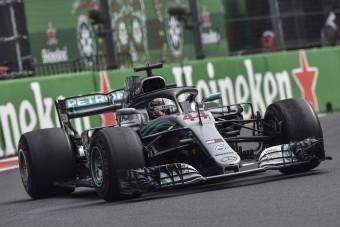 F1: Verstappen nyert Mexikóban, de Hamilton a világbajnok