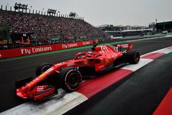 F1: Nem pánikolhat a Ferrari