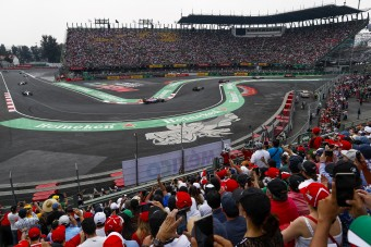 F1: A legemlékezetesebb pillanatok Mexikóból