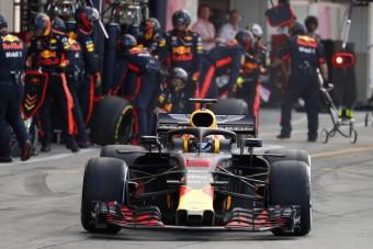 Ricciardo: Erre nem számítottunk