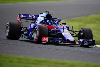F1: A McLarenen röhög a Toro Rosso