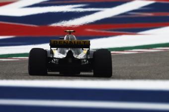 F1: Meglepő gumis ukáz a futam előtt
