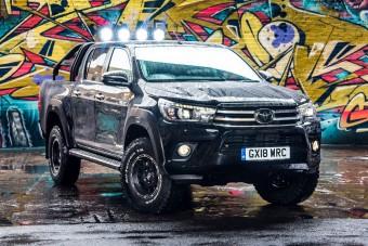Toyota, amitől Marty McFly is megremegne