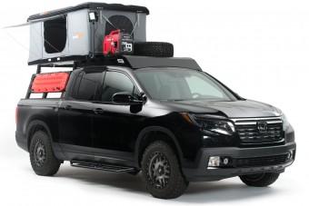 Kaland-pickup a Hondától