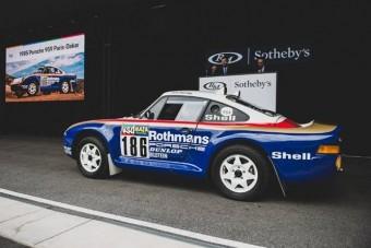 1,7 milliárdot ért egy krisztusi korú Porsche