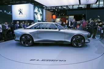 Az idei Párizsi Autószalon legmenőbb autója