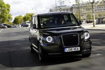 Párizsban is lesz londoni taxi