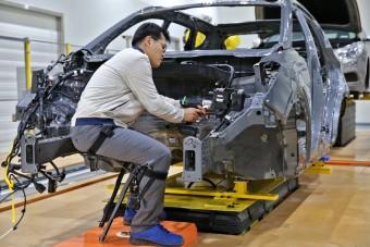 Robot-nagyhatalommá válik a Hyundai és a Kia