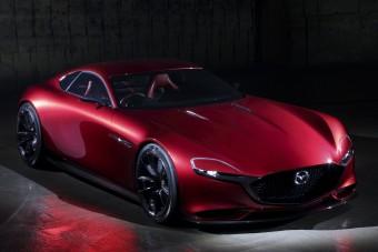 Újra lesz Wankel-motoros Mazda!
