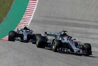 F1: Ezért küszködött a Mercedes Austinban?