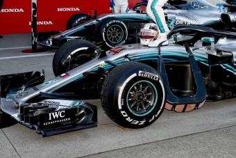 F1: Nincs probléma a Merci trükkös felnijével