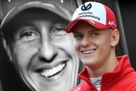 F1: Váratlant húzott a kis Schumacherrel a Ferrari 1