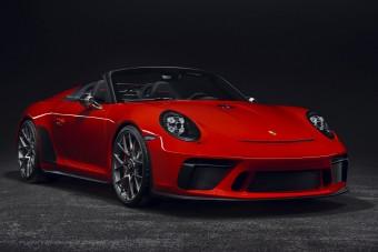 Sorozatgyártásba kerül a 911 Speedster