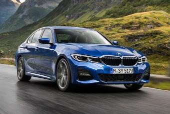 Új BMW 3: ugyanaz, jobban