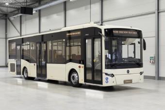 Európai típusbizonyítványt kapott a magyar fejlesztésű busz