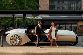 Amikor már a Rolls-Royce is kevés...