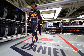 Ricciardo: Az idei autóm jobb, mint a 2019-es Renault