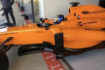 A McLaren ültette F1-esbe a Red Bull-ifjoncot