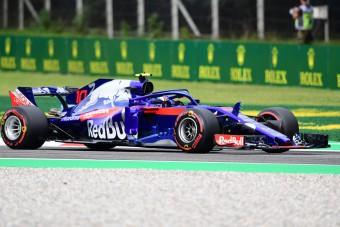 F1: A Toro Rosso megkopasztaná az autókat
